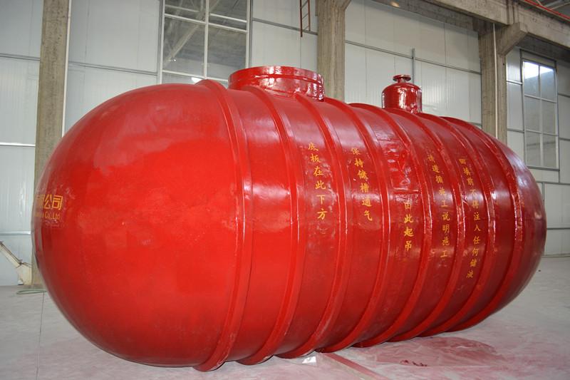 FF型双层油罐